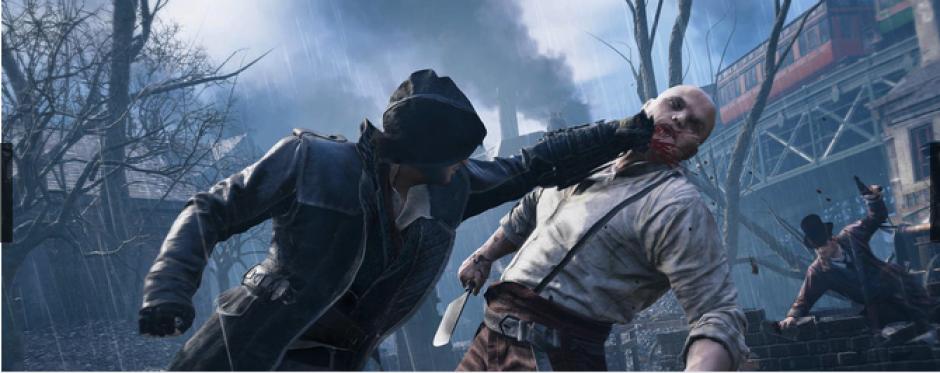 Assassin's Creed es un juego de sigilo y combates. En Syndicate, la experiencia de juego ha mejorado, ya que ahora las peleas son más rápidas y hay más variedad de movimientos. (Foto: cnet.com)