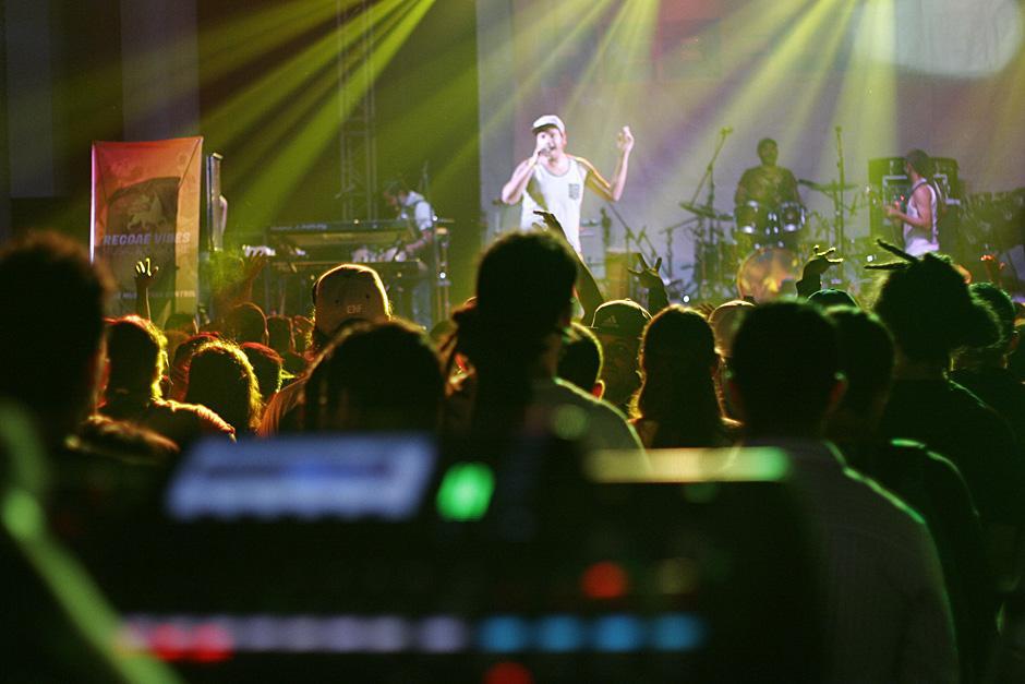 Rebelion hizo su debut ante el público guatemalteco