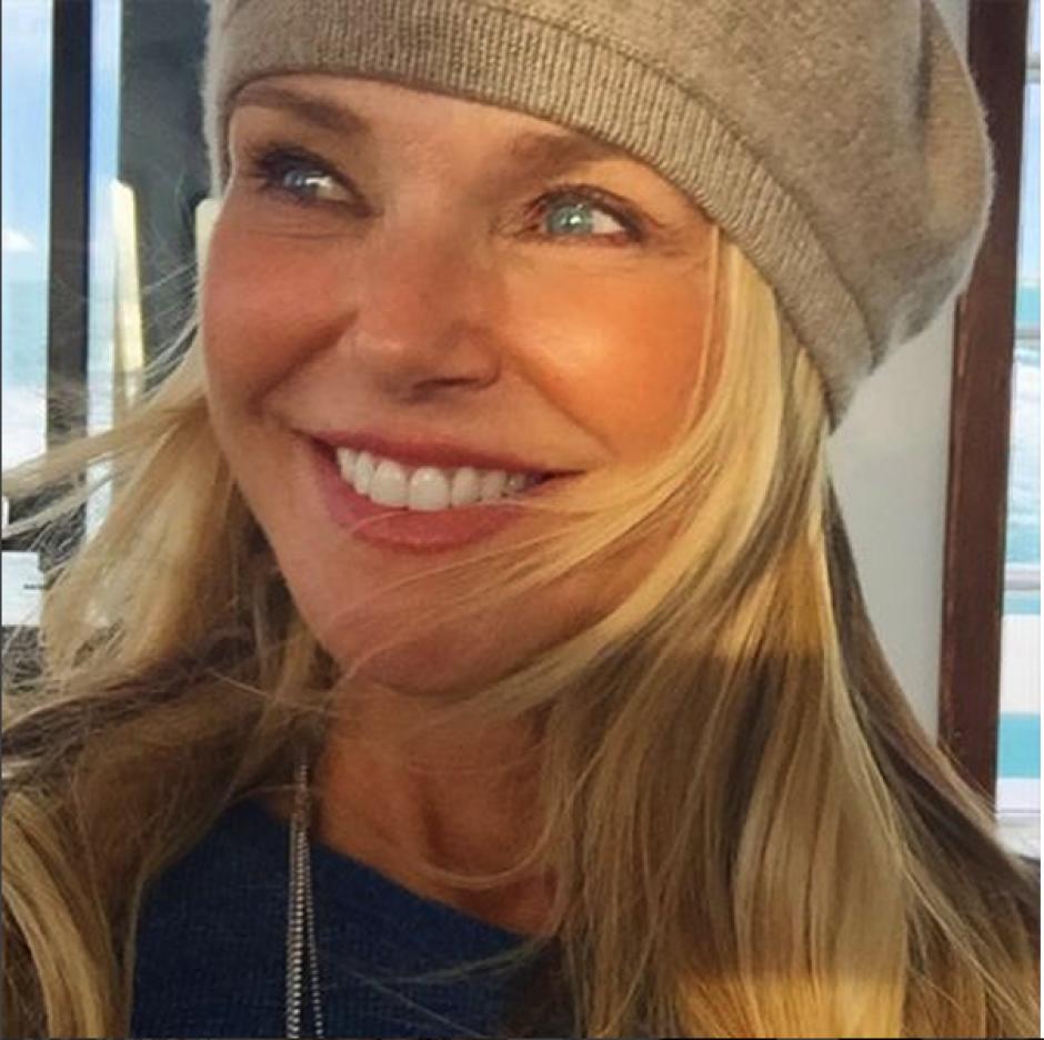 Christie Brinkley, la mujer sexagenaria que parece de 31.(Imagen:eldiario.ec)