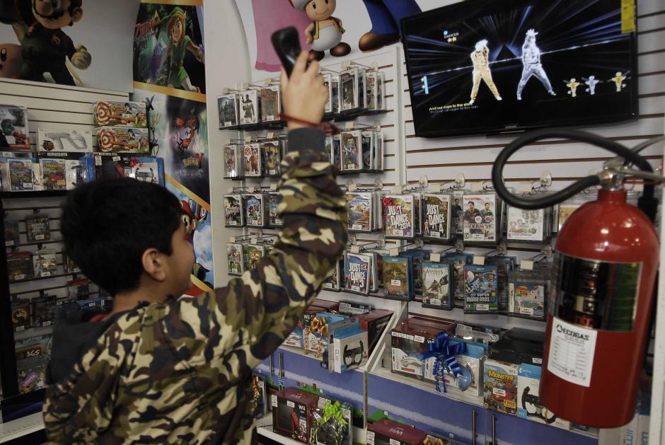 Las consolas y video juegos son las más populares entre los niños desde los 6 años. (Foto: Jesús Alfonso/Soy502)