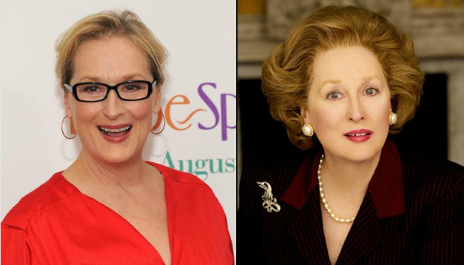 """Meryl Streep ganó el Óscar por su papel de la primera ministra británica en """"La dama de hierro"""" (Foto: CNN)"""