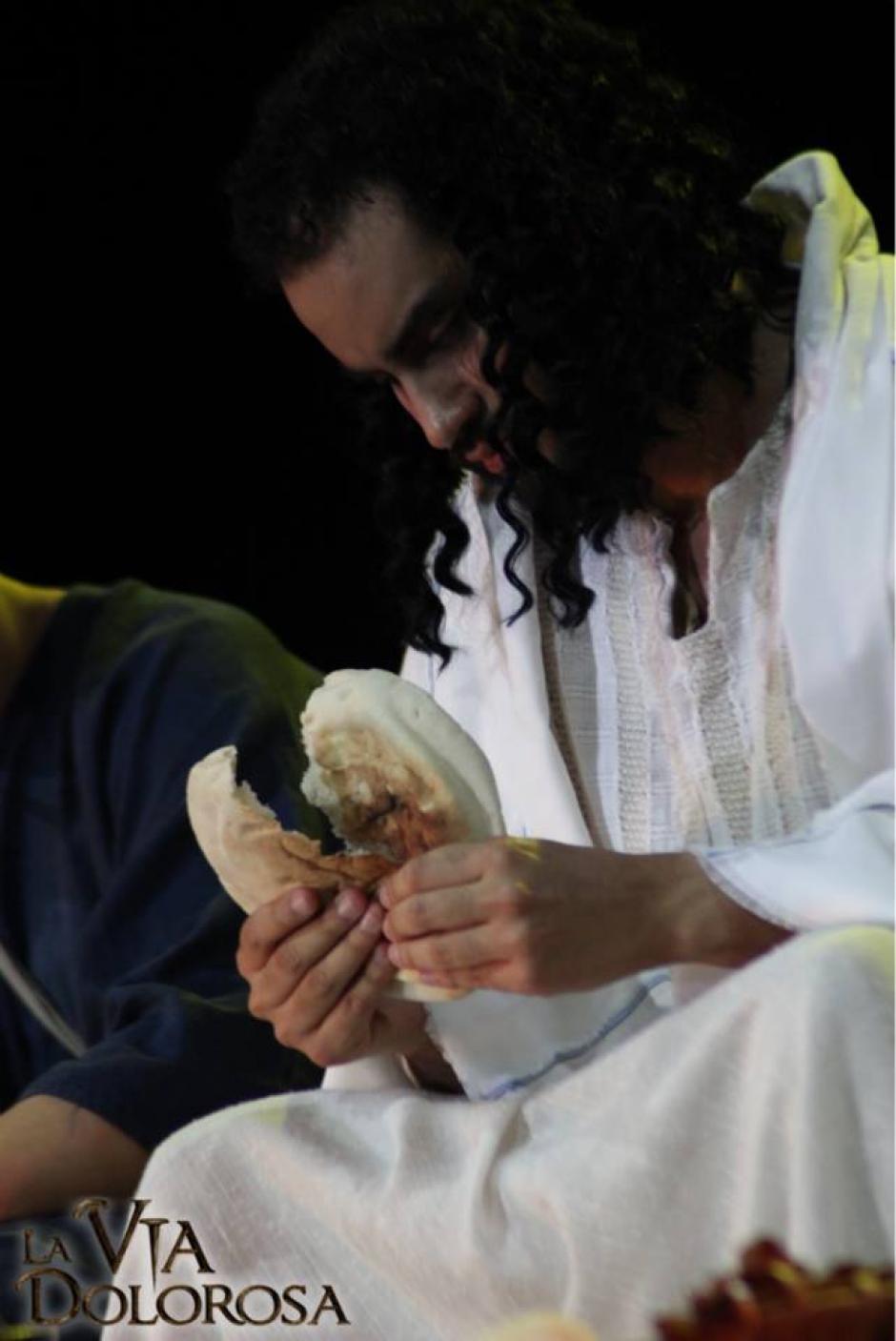 El elenco está conformado en su mayoría por miembros de la iglesia que pertenecen al ministerio de teatro de Fraternidad Cristiana. (Foto: Mega Fráter)