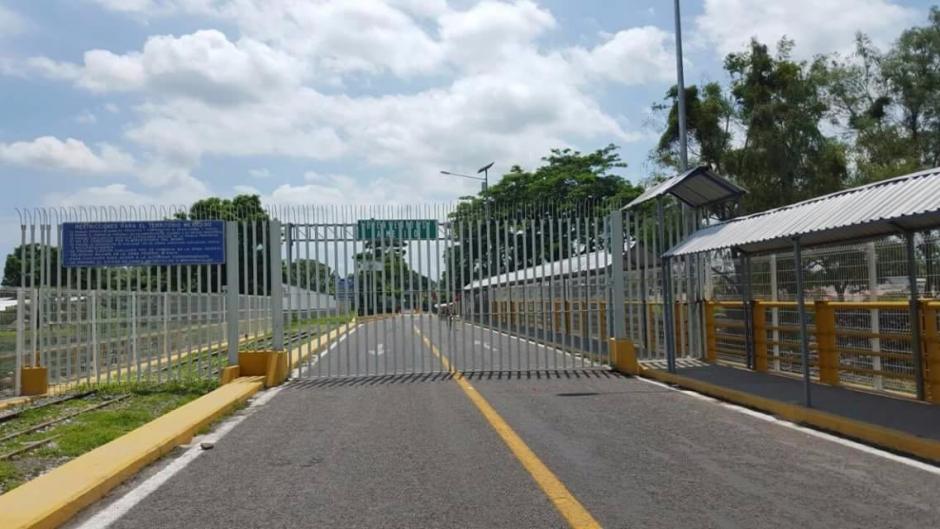 La frontera permanece inmóvil. (Foto: CIG)