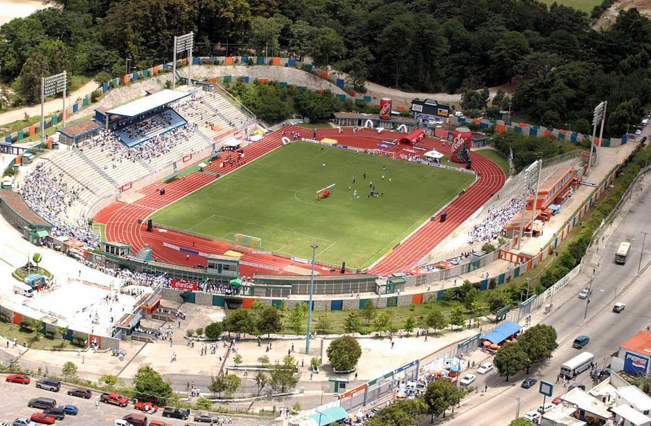 El Cementos Progreso es la casa de los cremas. Tiene capacidad para 14 mil espectadores. (Foto: Nuestro Diario)