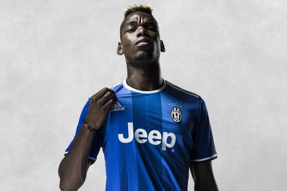 Dogba luce la camiseta de la Juventus. Su escudo ocupa la posición cuatro. (Foto: sporyou.es)