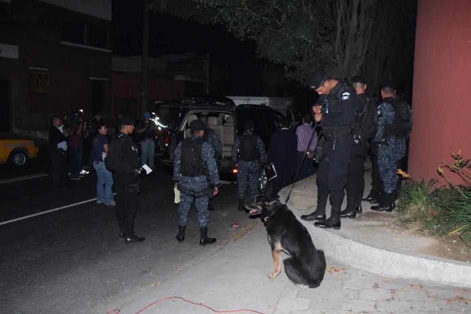 Rambo llegó a Guatemala en Agosto de 2009, fue donado por la Embajada de Estados Unidos a la Sudirección General de Análisis e Información Antinarcótica de la PNC. (Foto: Policía Nacional Civil)