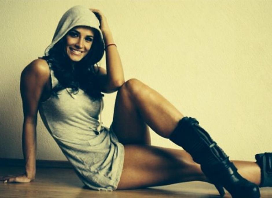 Gina Holguín es una de las modelos y presentadoras con más carisma y belleza en latinoamérica. (Foto: Televisa)