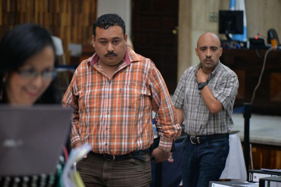 Los hermanos Denis y Boris Linares dijeron estar dispuestos a colaborar con el MP. (Foto: Wilder López/Soy502)