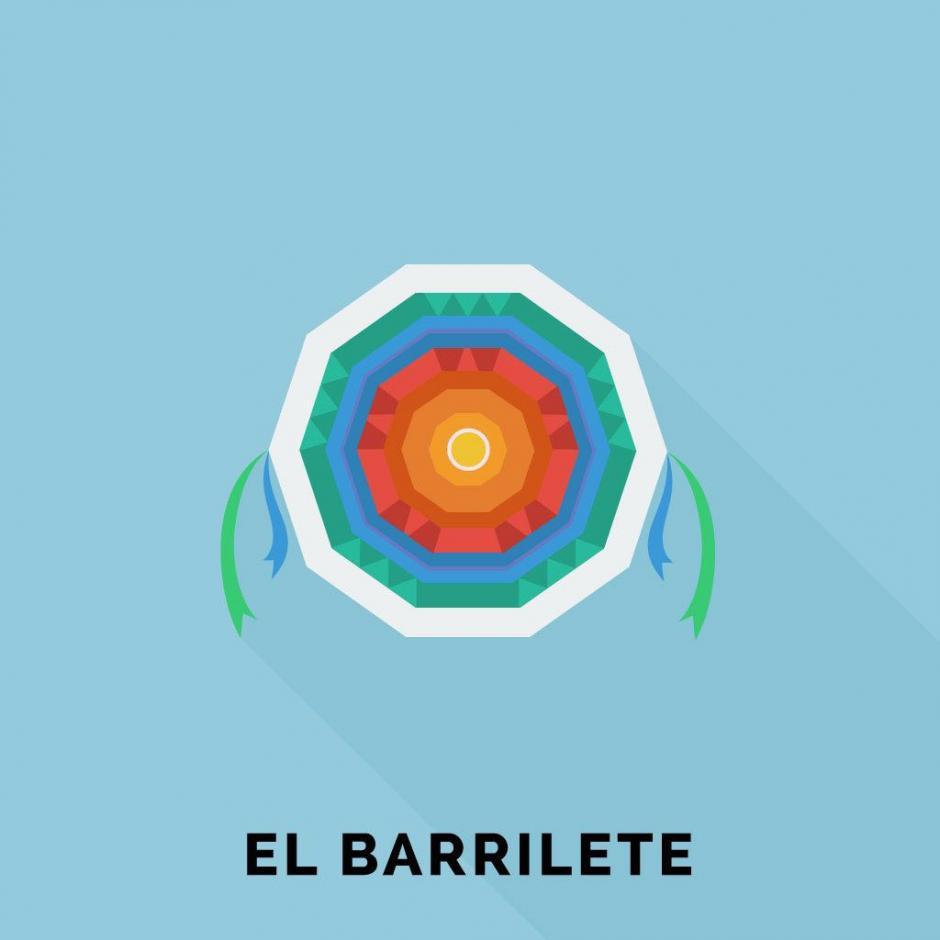 Ya se nos fue la temporada de volar barriletes. (Foto: Guatemoji)