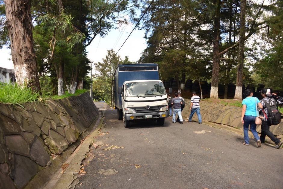 A dicho centro carcelario serán enviados 18 implicados en el caso Cooptación del Estado. (Foto: Jesús Alfonso/Soy502)
