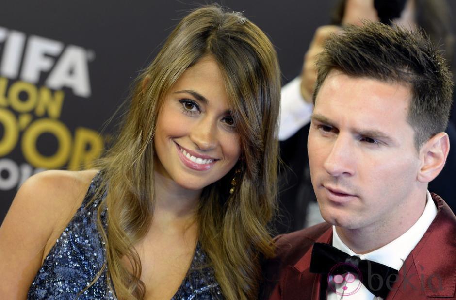 Messi y Antonella están prontos a ser padres por segunda ocasión