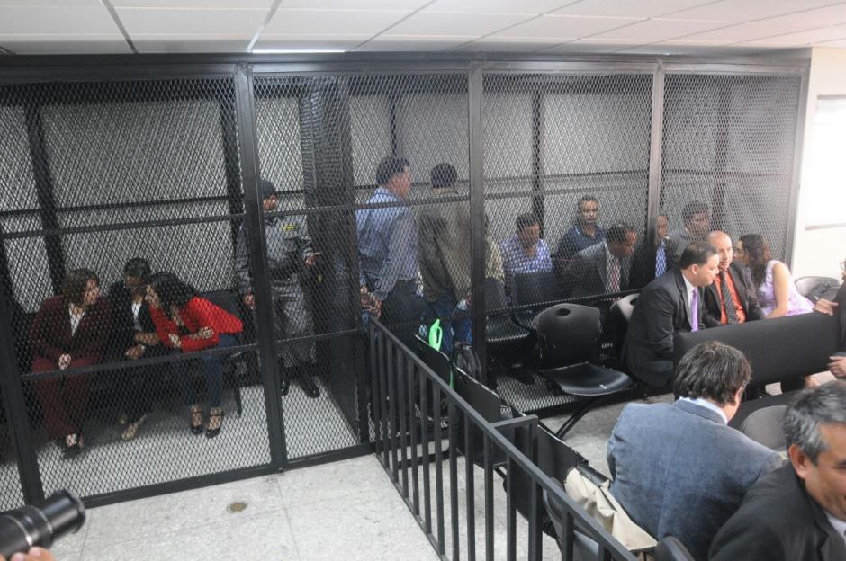 Baldetti se encuentra recluida en la cárcel para mujeres de Santa Teresa. (Foto: Alejandro Balán/Soy502)