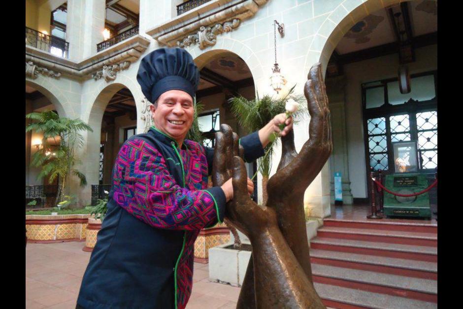 El Chef Humberto era muy reconocido en el gremio culinario del país, su cuerpo fue encontrado el 8 de abril de 2015. (Foto: Archivo/Soy502)