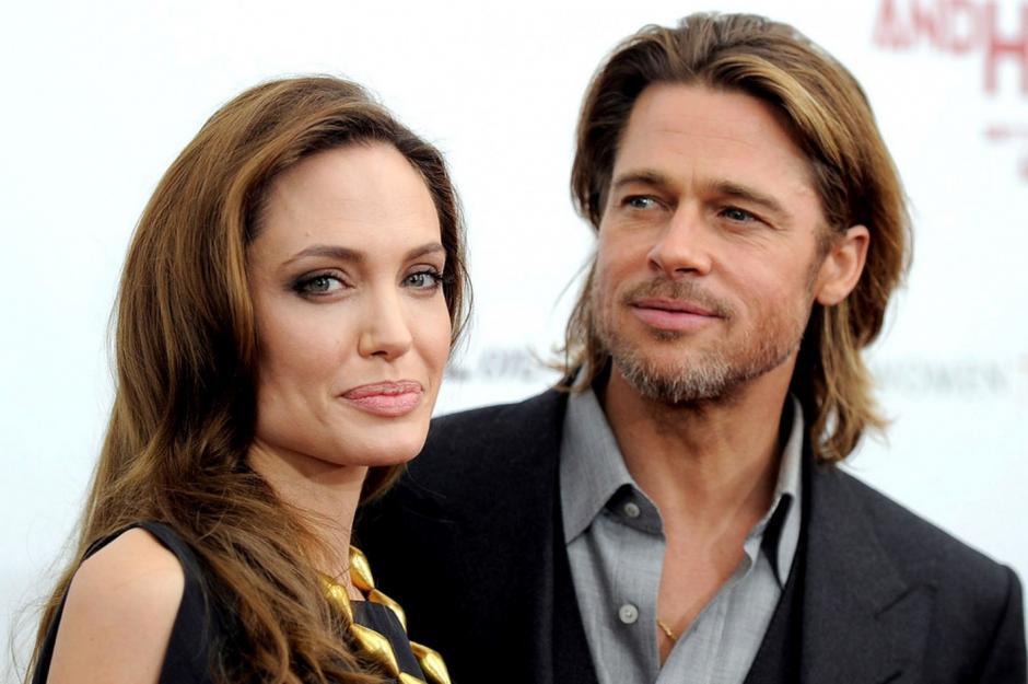 El rumor sobre la separación de Agelina Jolie y Brad Pitt, es cada vez mayor. (Foto: mendozapost.com)