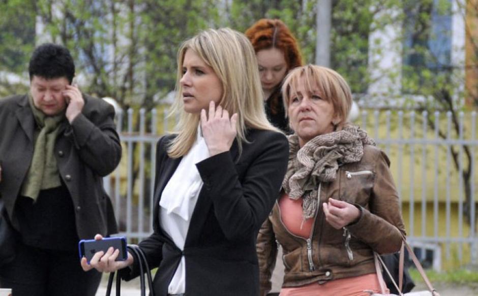 Slobodanka Tosic fue condenada a dos años y medio de carcel. (Foto: Klix)