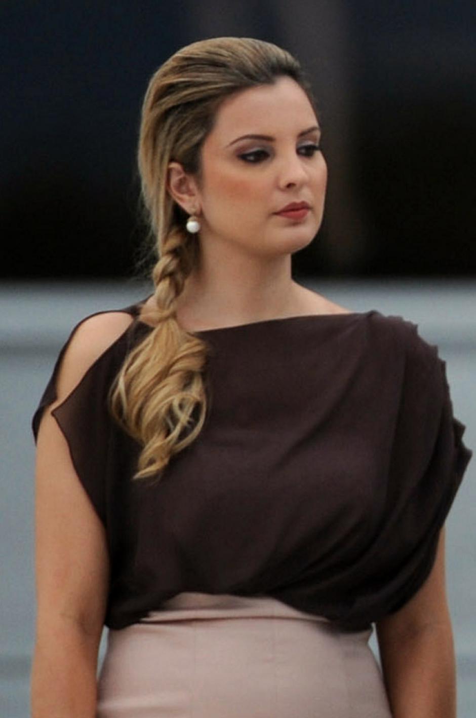 La primera dama ha dado mucho de qué hablar, no solo por su belleza, sino por sus gastos exagerados. (Foto: montevideo.com.uy)
