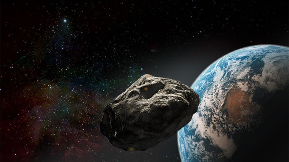 El asteroide 2003 SD220 mide unos 700 metros de diámetro