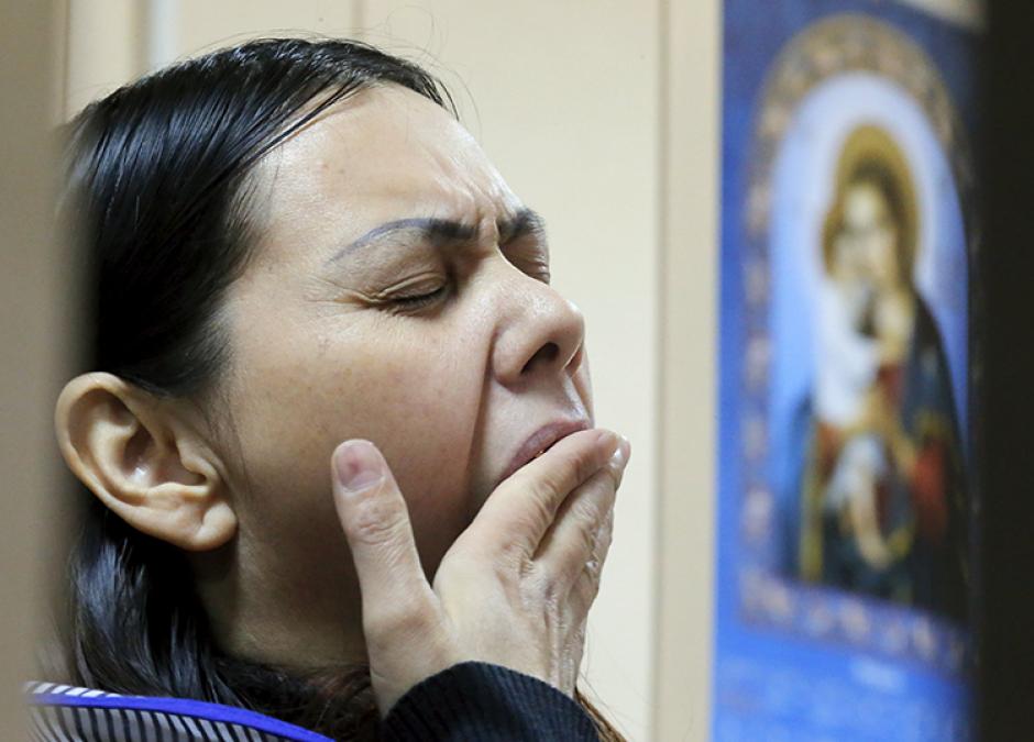 La mujer de 38 años declaró que lo hizo cuando se enteró que su esposo le fue infiel y tenía otra familia. (Foto: AFP)