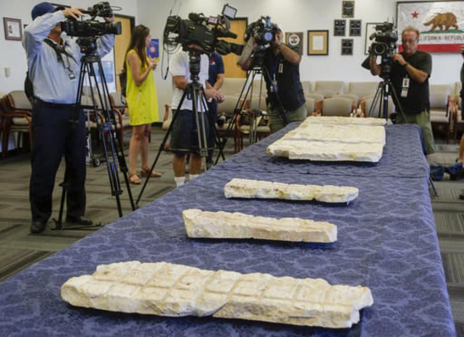 Según las autoridades guatemaltecas, las piezas serán enviadas a un museo nacional para su resguardo y admiración.