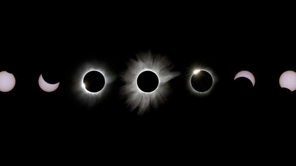 El 21 de agosto de 2017 se visualizará un eclipse solar en los Estados Unidos. (Foto: RT)