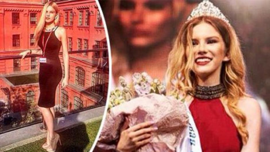 Joven reina de belleza rusa huye a Dubai para vender su virginidad. (Foto: Twitter)
