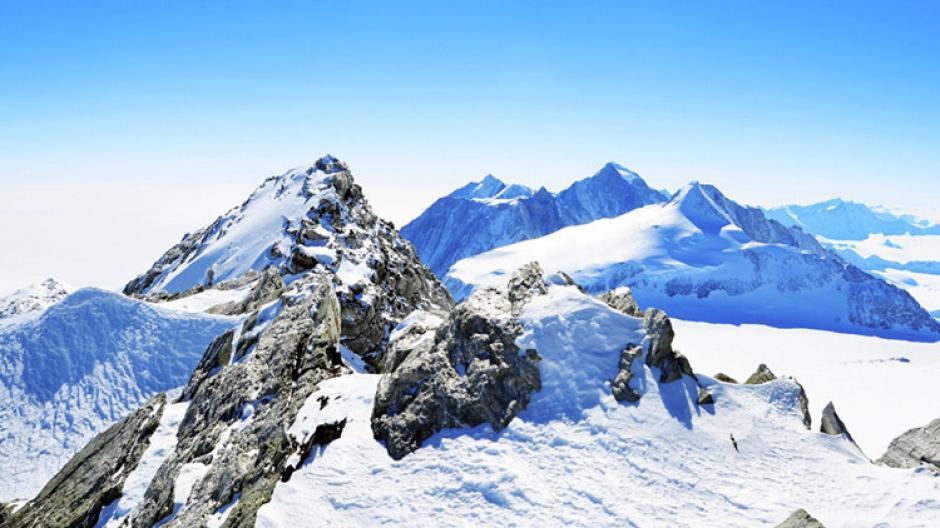 """Las""""Pirámides de la Antártida"""" presentan un gran enigma para la ciencia. (Foto: actualidad.rt.com)"""