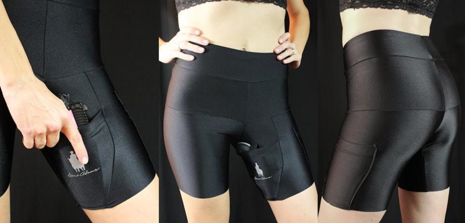 Bajo las faldas en tiendas de ropa