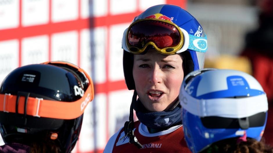 Lindsey Vonn, Estados Unidos, esquiadora estadounidense, Sochi 2014