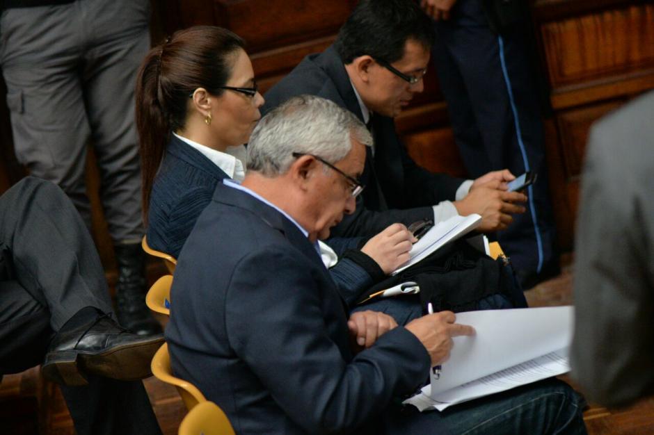 Otto Pérez Molina y Roxana Baldetti podrían rendir su primera declaración en el caso Cooptación del Estado. (Foto: Wilder López/Soy502)