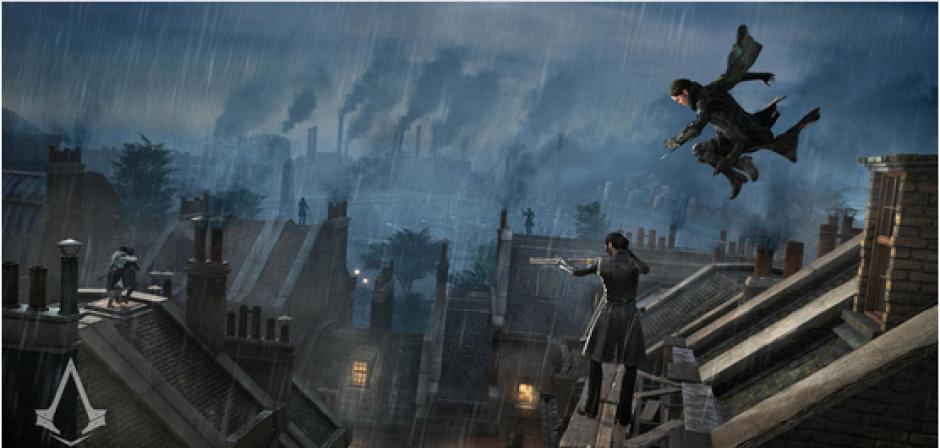 Con el propósito de hacer más variada la experiencia de juego, en Assassin's Creed: Syndicate, Jacob Frye es mejor en combates y riñas, mientras que su hermana Evie, destaca en los movimientos de sigilo y por su inteligencia.(Foto: cnet.com)