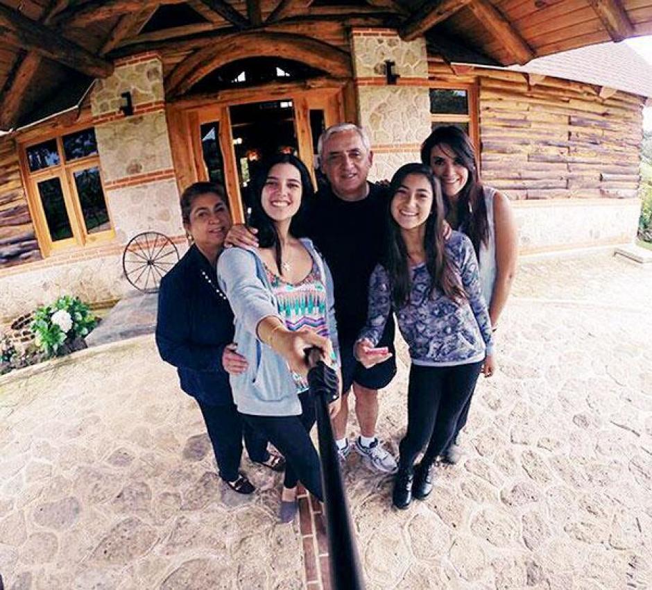 Según investigación de elPeriódico, la hacienda era utilizada como casa de descanso por el expresidente y su familia. (Foto: elPeriódico)