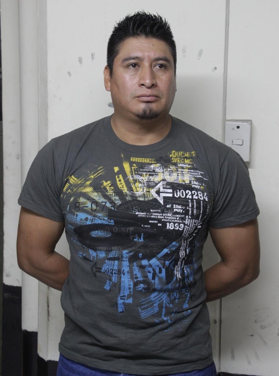 Carlos Ixtuc Cuc. (Foto: Archivo/Soy502)