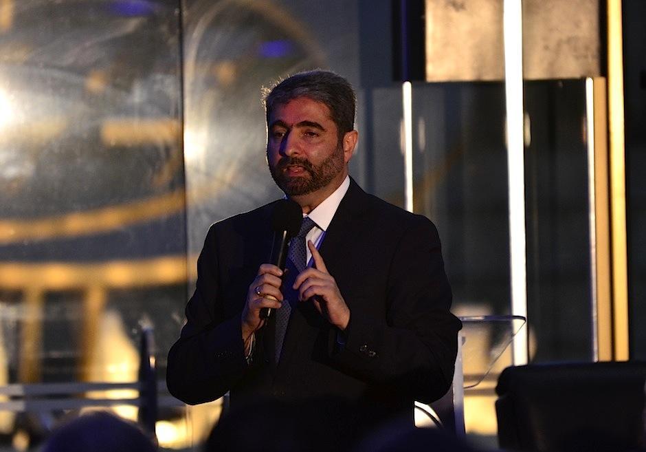 El empresario nos da las razones para no perdernos esta ópera de Verdi. (Foto: Selene Mejía/Soy502)