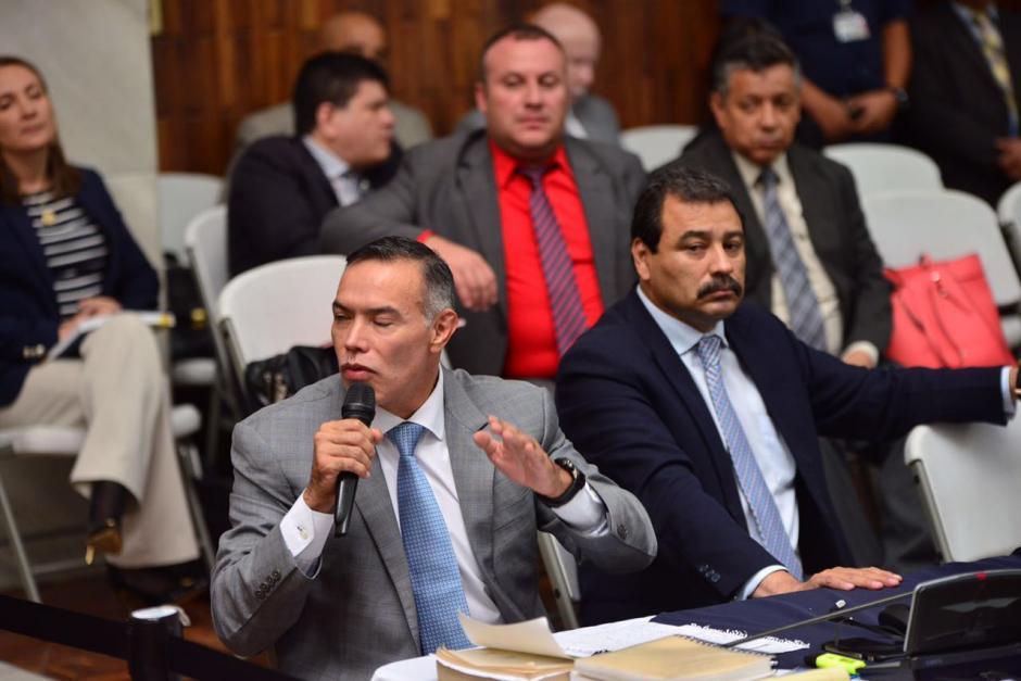 Juan de Dios Rodríguez, fue secretario privado de Otto Pérez Molina y presidente de la junta directiva del IGSS. (Foto: Jesús Alfonso/Soy502)