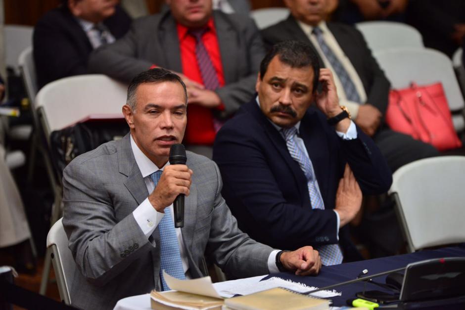 Juan de Dios Rodríguez, permanece en prisión preventiva por el primer caso en su contra llamado IGSS-Pisa. (Foto: Jesús Alfonso/Soy502)