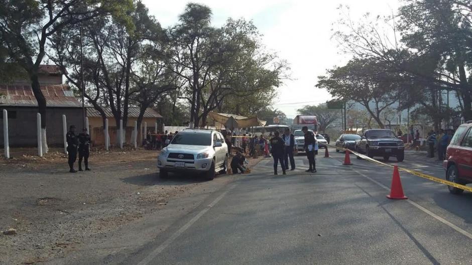 El locutor y director de la radio Estéreo Azúcar fue atacado a balazos en Jutiapa. (Foto: Emeldina Rizo/ Nuestro Diario)