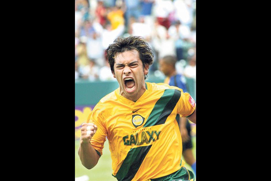 Sin duda, uno de los máximos referentes de Guatemala en la MLS, es Carlos Ruiz. Ganó un título (el primero en la historia del Galaxy). (Foto: Archivo Nuestro Diario)
