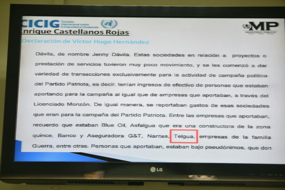 La audiencia de primera declaración se declaró en reserva a petición de la defensa de Enrique Castellanos. (Foto: Wilder López/Soy502)