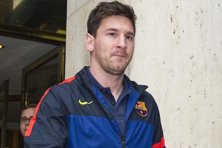 Lionel Messi y el plantel del Barcelona que jugó la final de la Supercopa de Europa tendrá un día de entrenamiento libre