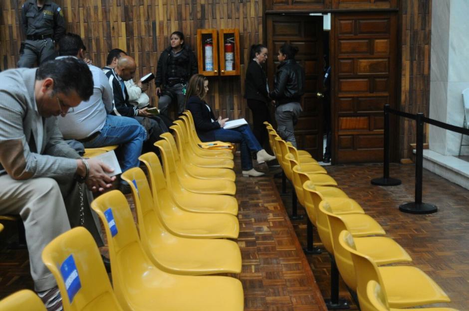 Daniela Beltranena podría declarar este miércoles durante la continuación de la audiencia.  (Foto: Alejandro Balán/Soy502)