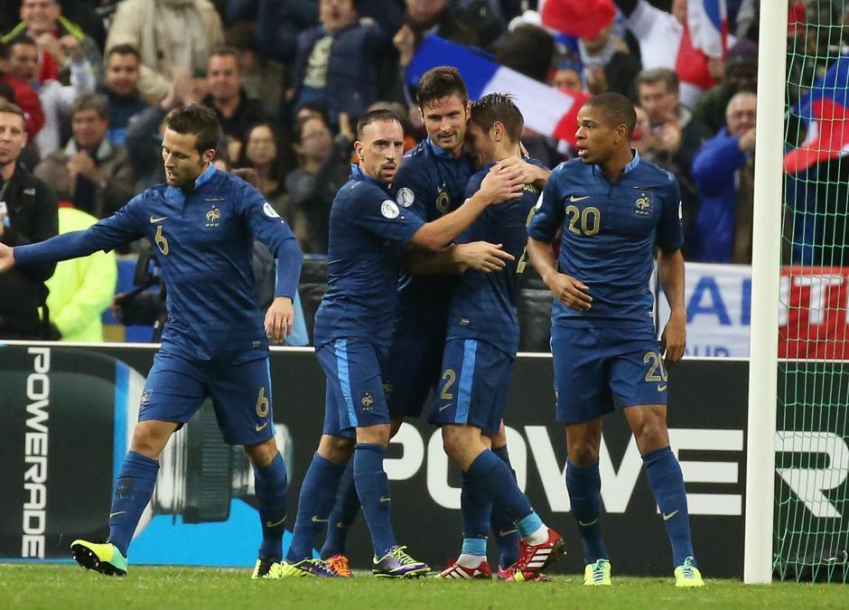 Francia, que tuvo que superar una serie de repechaje para poder clasificar al mundial, recibirá a Holanda, el actual subcampeón mundial