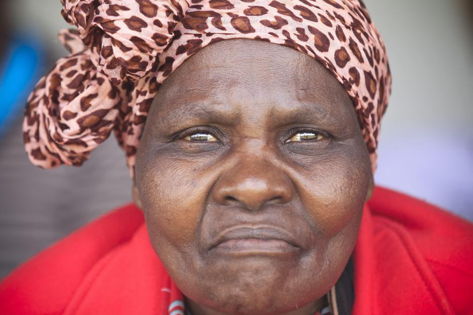 Los habitantes de Qunu lloraron la despedida de su líder, Nelson Mandela, el icono de la lucha contra el apartheid en Sudáfrica. (Foto: EFE)