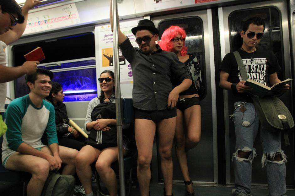 Esta actividad surgió en Nueva York y se ha extendido a ciudades como Madrid y Bruselas.