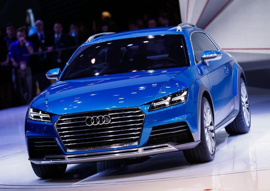 Audi Quattro e-tron. (Foto: EFE)