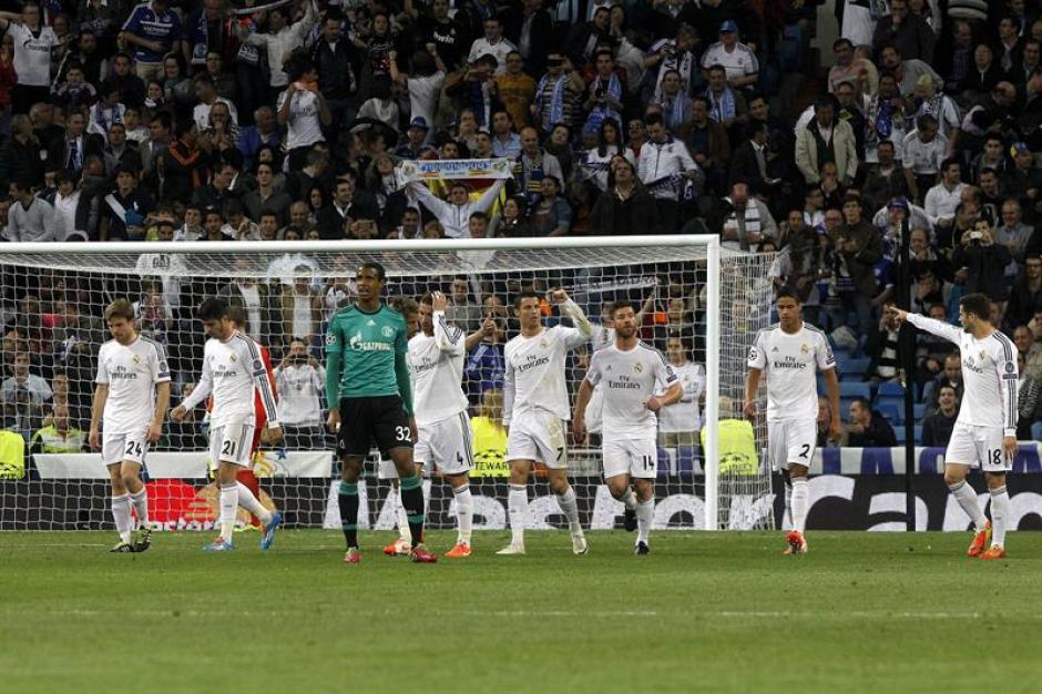 Real Madrid conocerá a su rival en los cuartos de final el próximo viernes, cuando se efectúe el sorteo.(Foto: EFE)