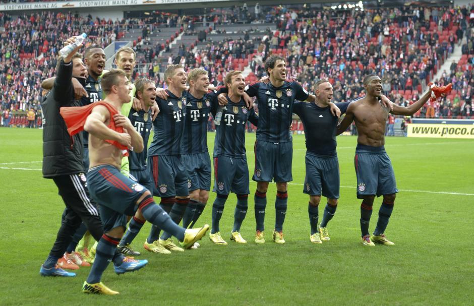 El Bayern Munich es el equipo más témido de Europa en la actualidad. (Foto: AFP)