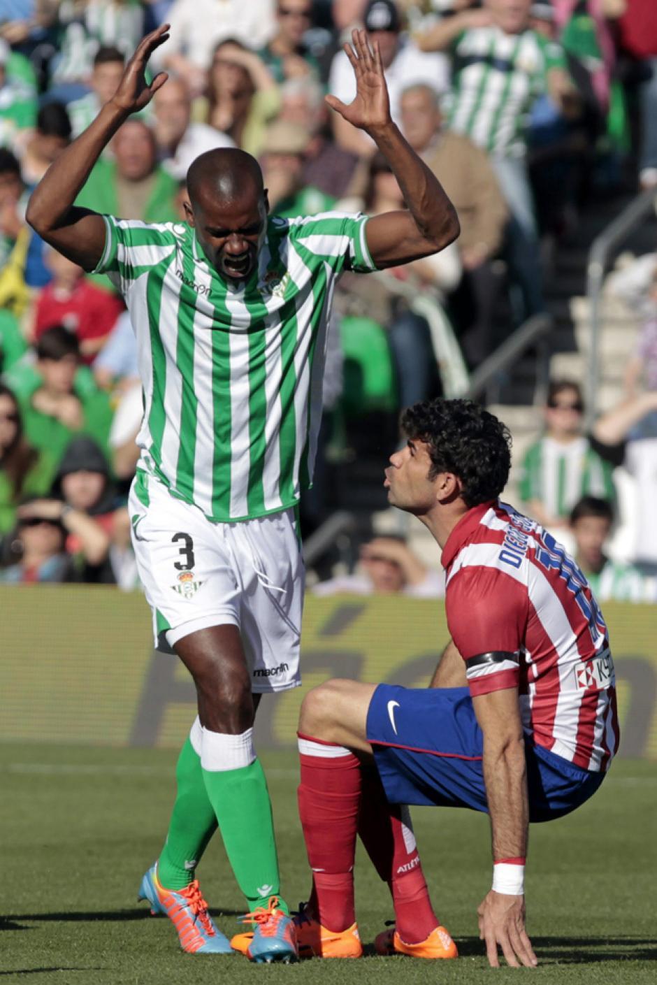 Los rojiblancos podrían acercarse más al Real Madrid o dejar atrás al Barcelona. (Foto: EFE)