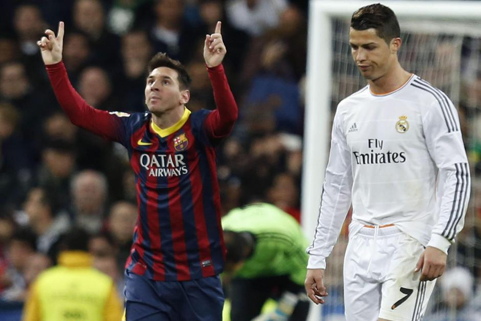 """Lionel """"la Pulga"""" Messi ya suma 21 goles en clásicos y es el máximo goleador histórico de los derbis españoles"""