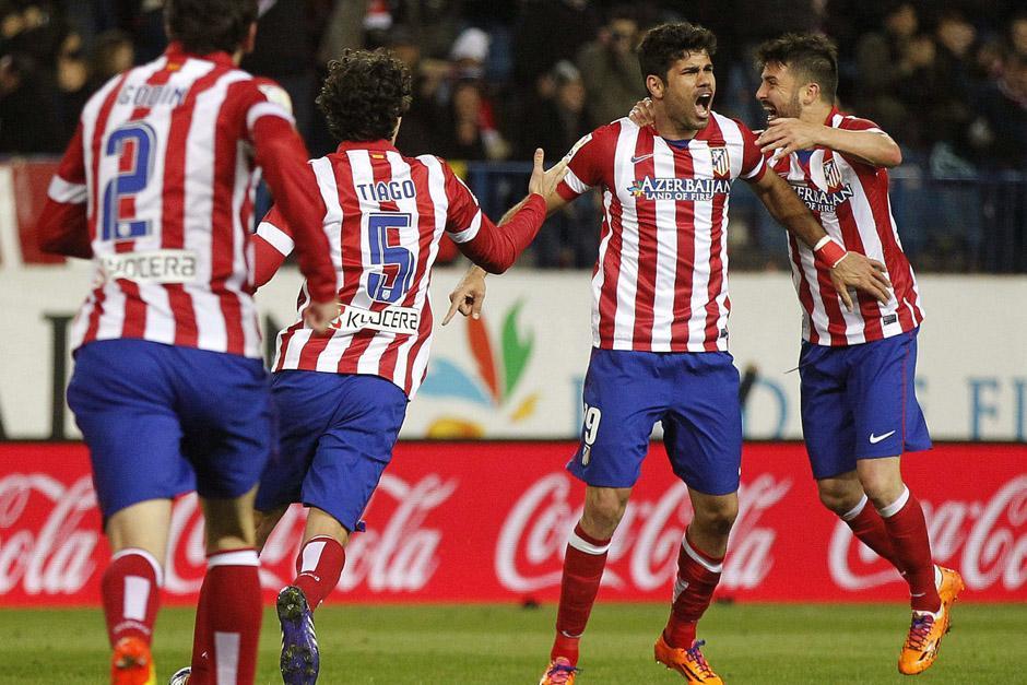Diego Costa regresó a la convocatoria de Simeone y podría jugar ante el Getafe