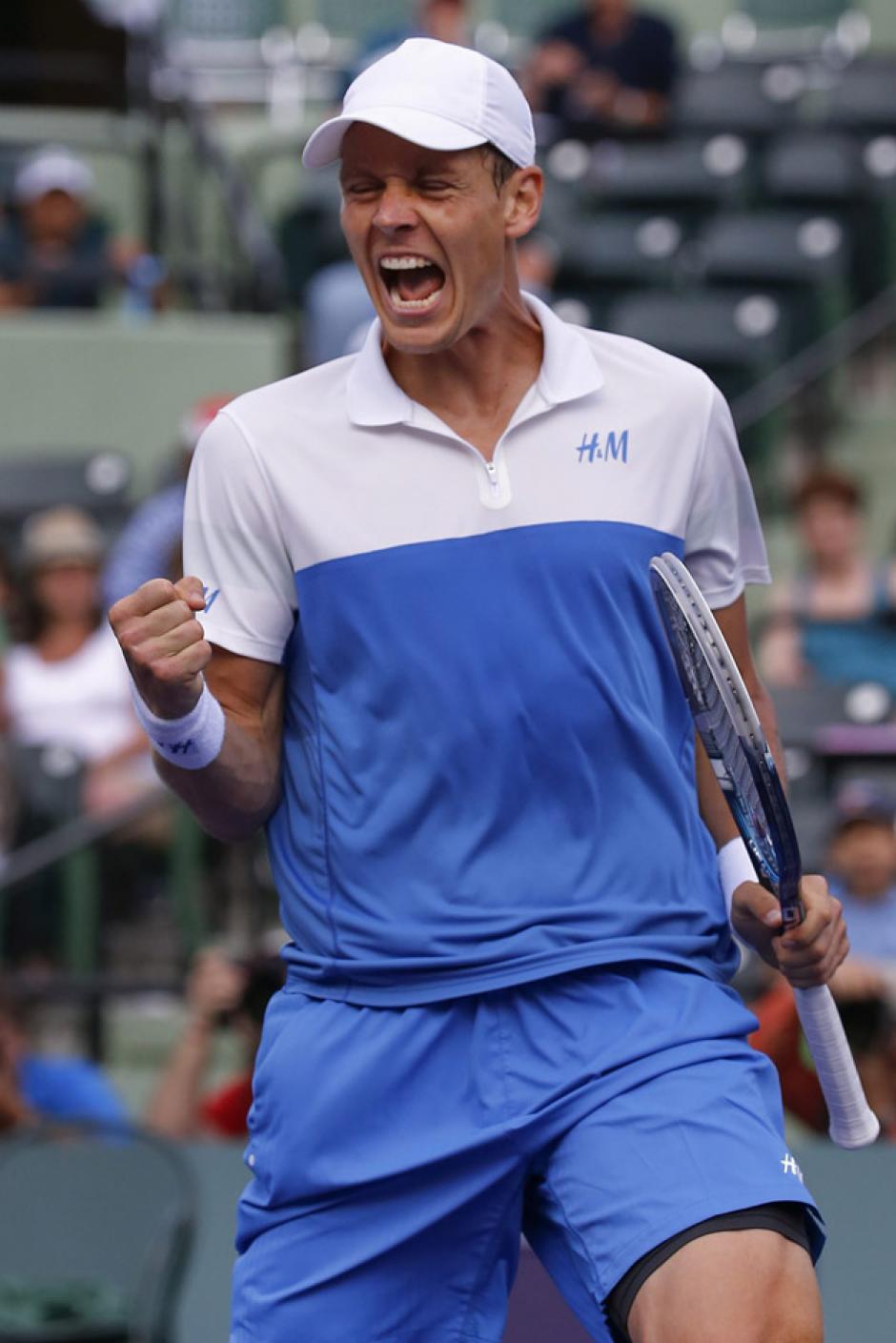 Berdych es uno de los cuatro finalistas del Abierto de Miami. (Foto: EFE)